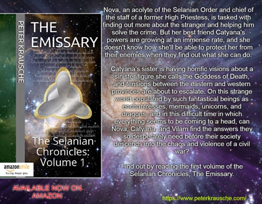 THE EMISSARY PROMOBANNER